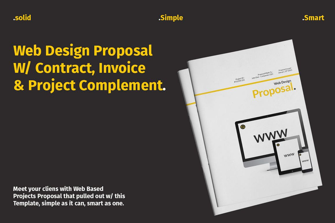 web design proposal w complement example image