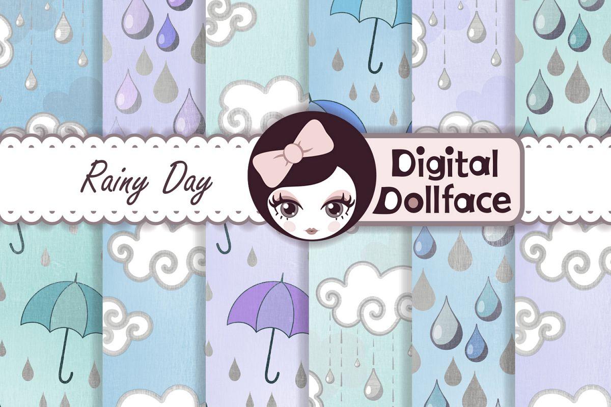 Rainy Day Patterns example image 1