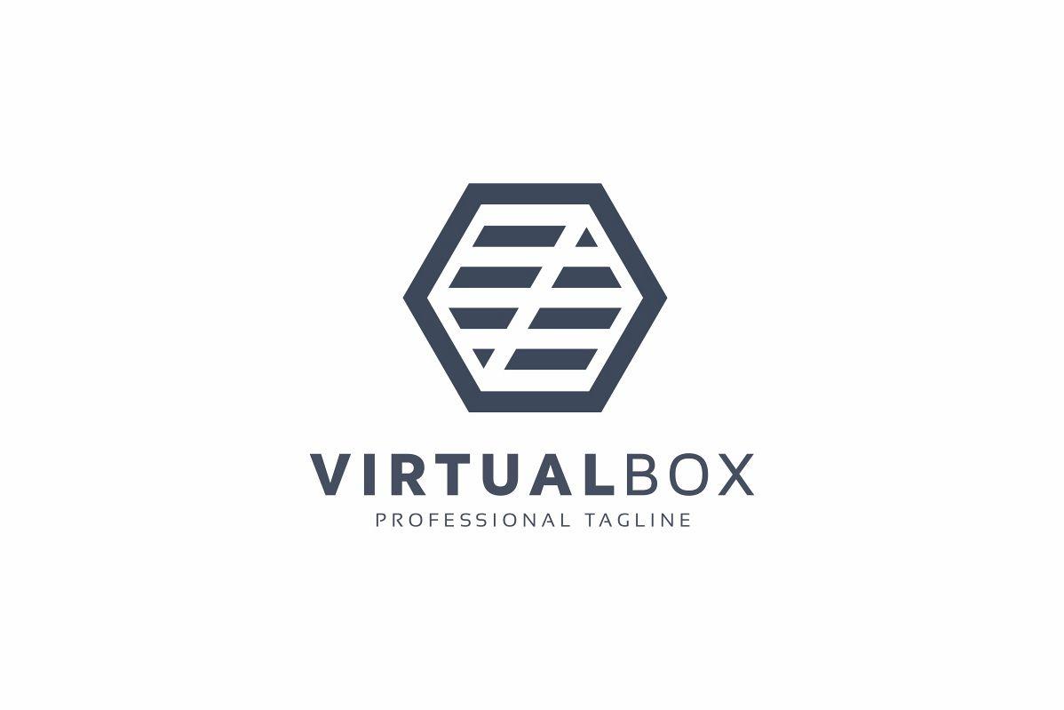 Virtual Box Logo example image 1
