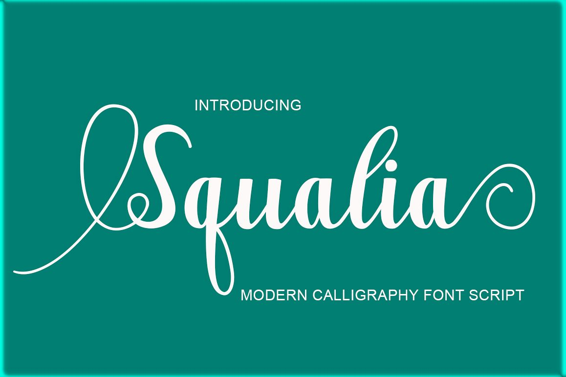 Squalia example image 1