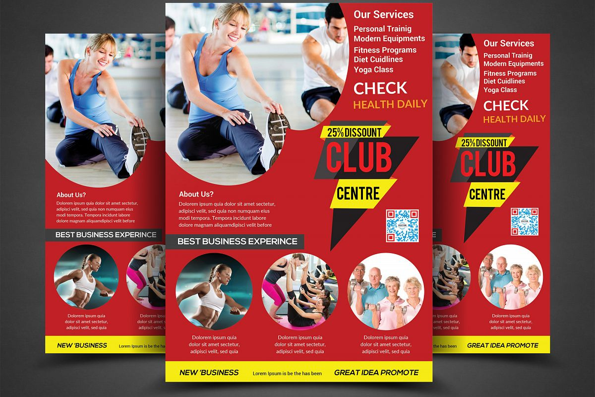 Fitness Flyers example image 1