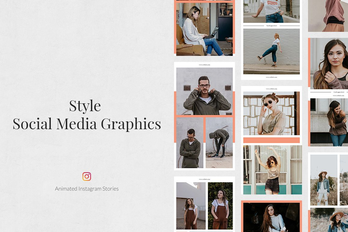 Style Animated Instagram Stories example image 1