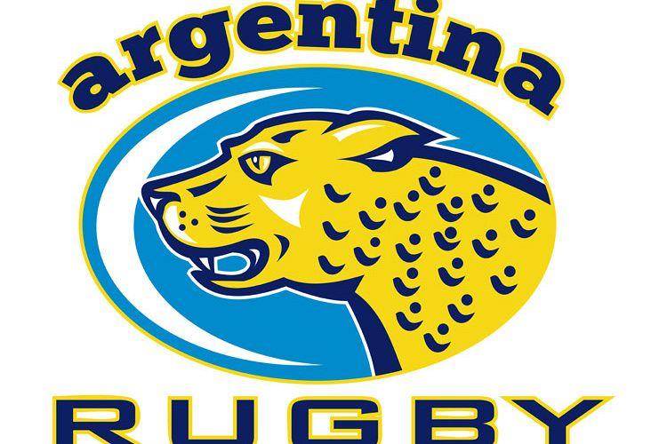 Rugby Argentina Jaguar Mascot head example image 1