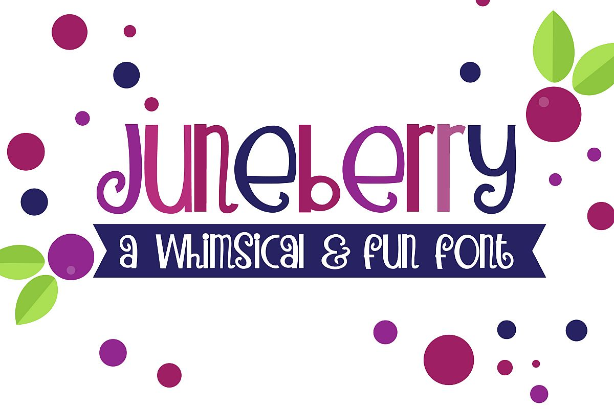 PN Juneberry example image 1
