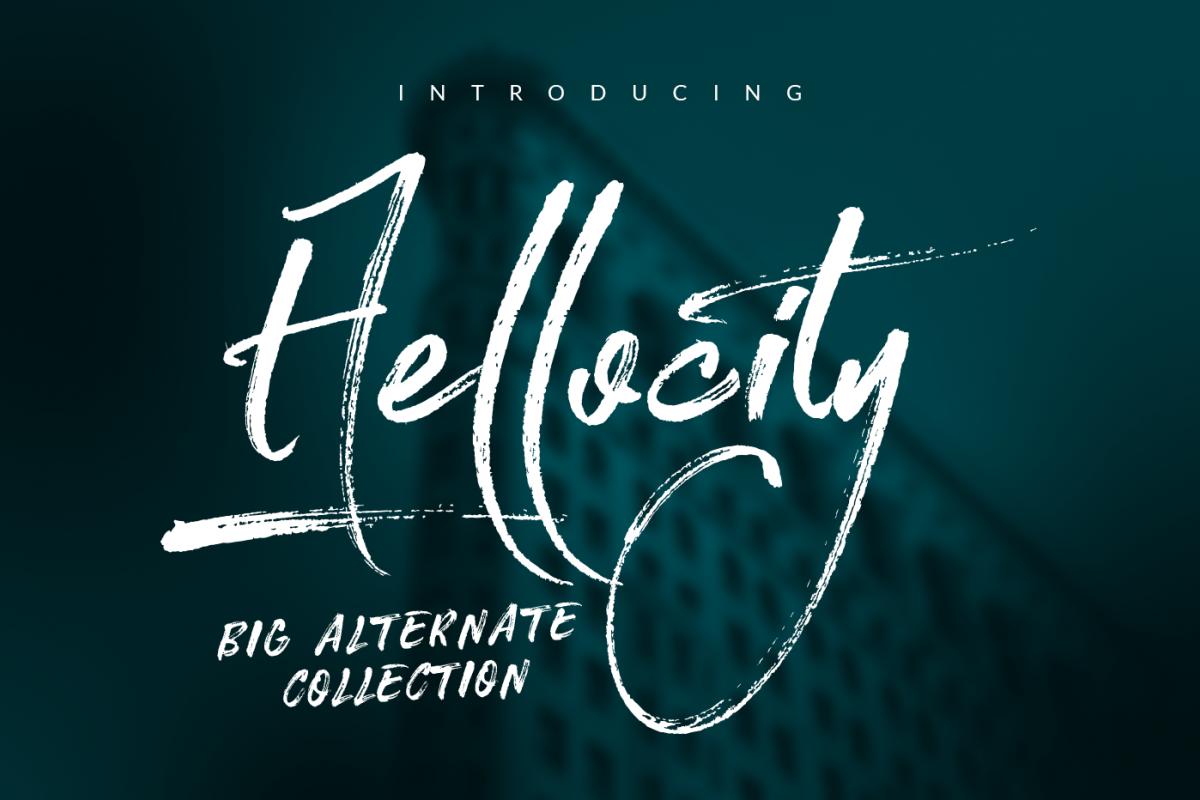 Hellocity example image 1