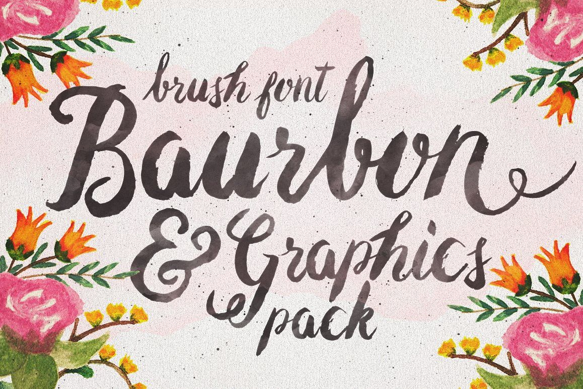 Baurbon and Graphics pack example image 1