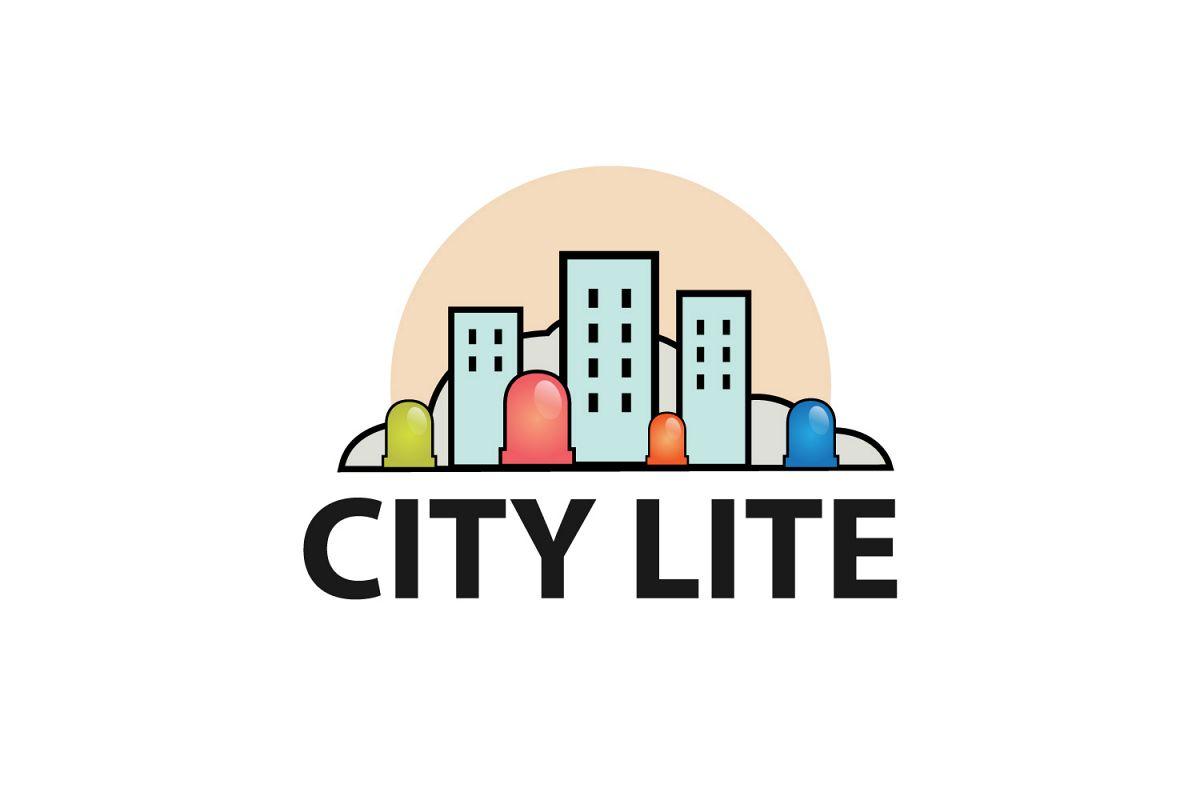 Skyline logo, city vector. example image 1