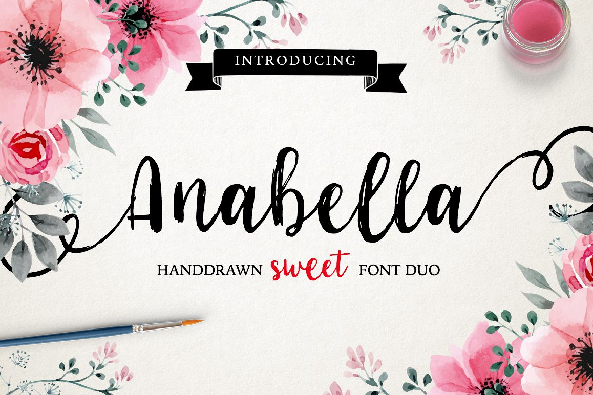 Anabella Script example image 1