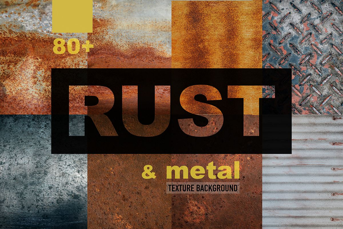 80+ Rust & Metal texture background example image 1
