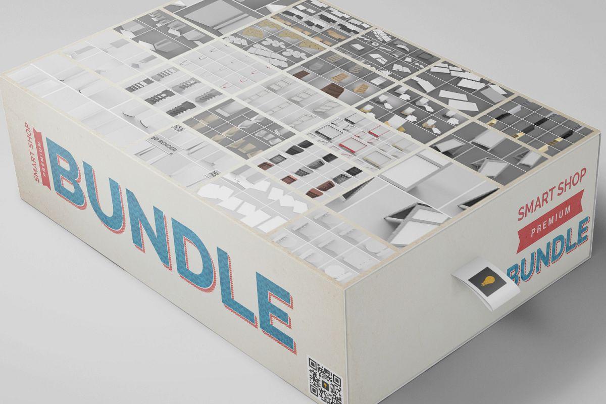 3D Render Bundle 70% SAVINGS example image 1