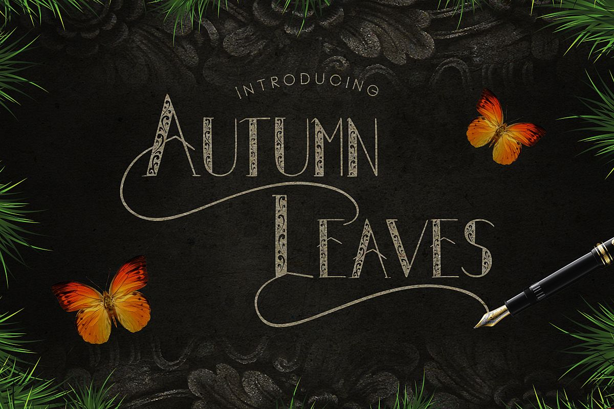 Autumn Leaves example image 1