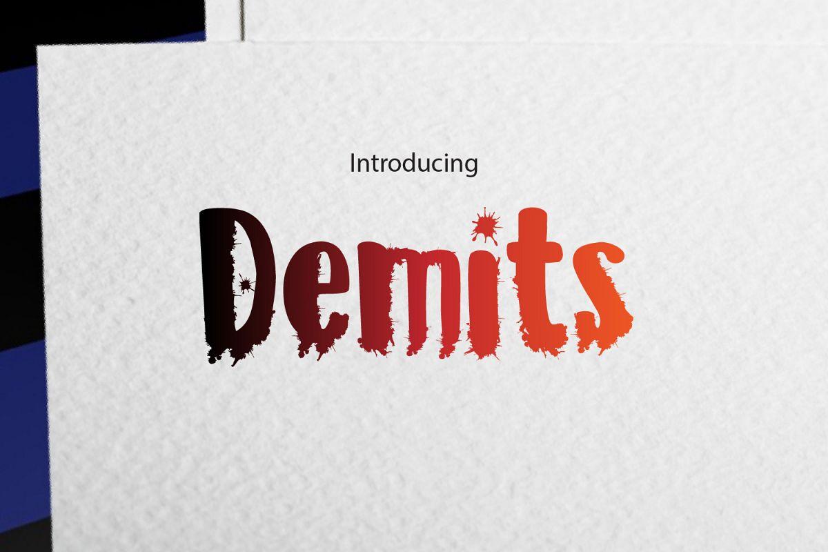 Demits example image 1