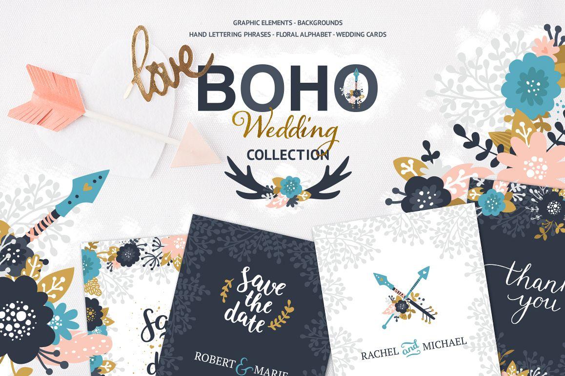 Boho Wedding Collection example image 1