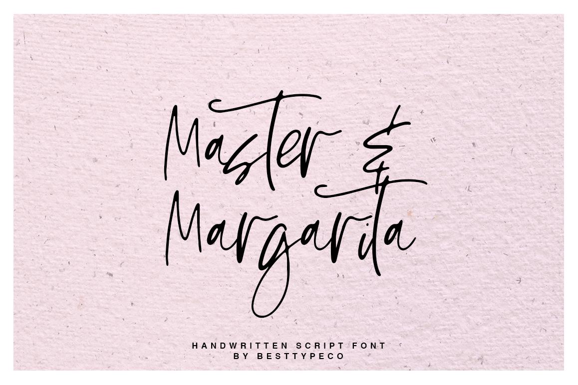 Master & Margarita example image 1