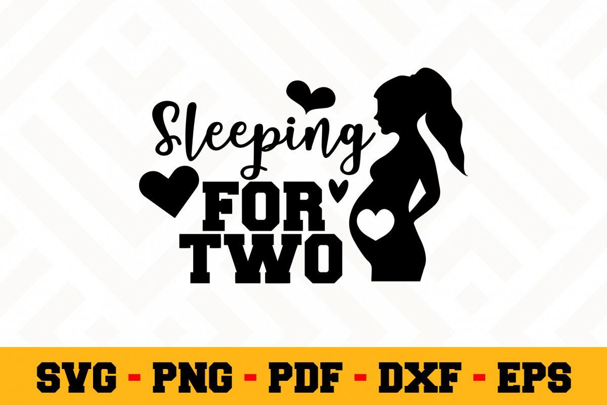 Pregnant SVG Design n537 | Pregnant SVG Cut File example image 1
