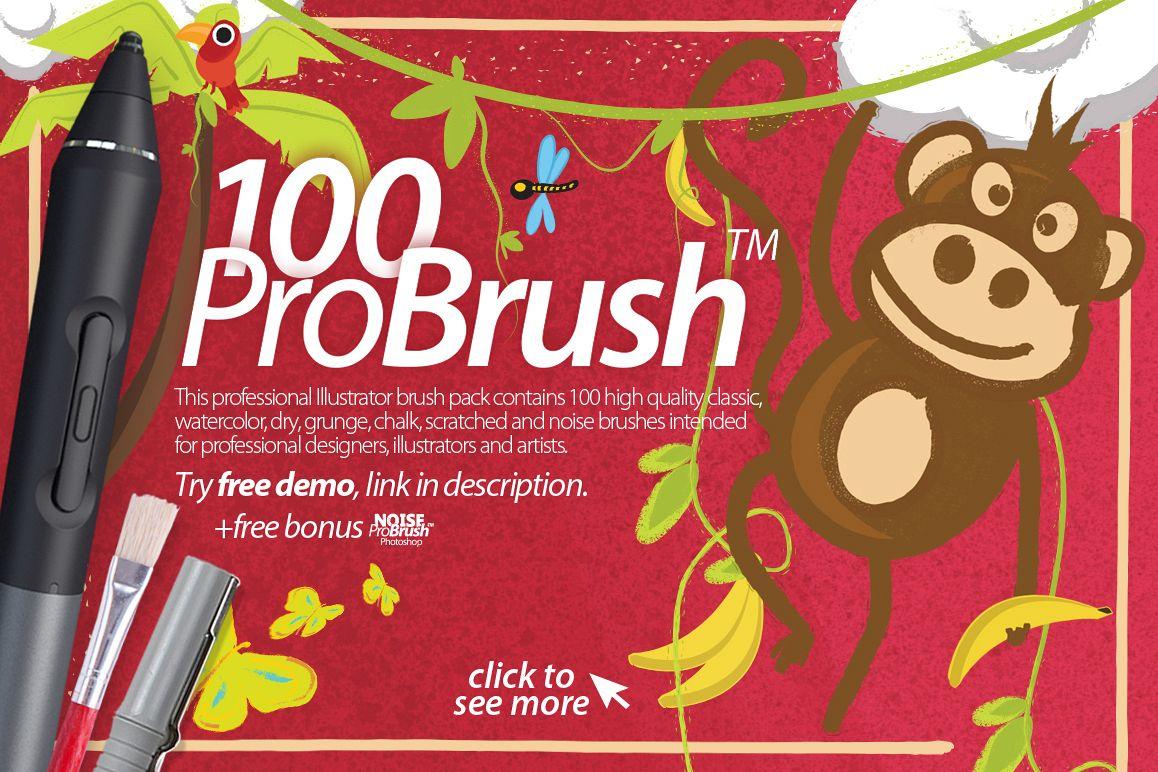 ProBrush™ 100 example image 1
