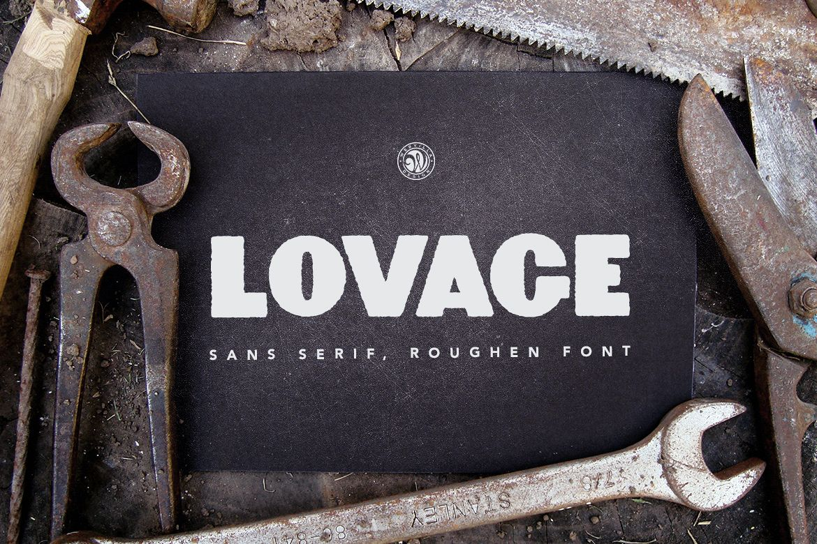 Lovage Font example image 1