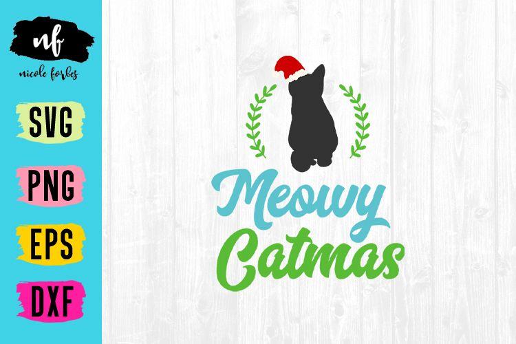 Christmas Pun SVG File