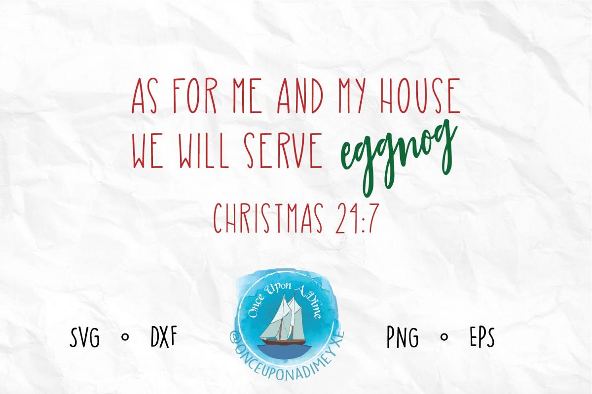 We Will Serve Eggnog example image 1