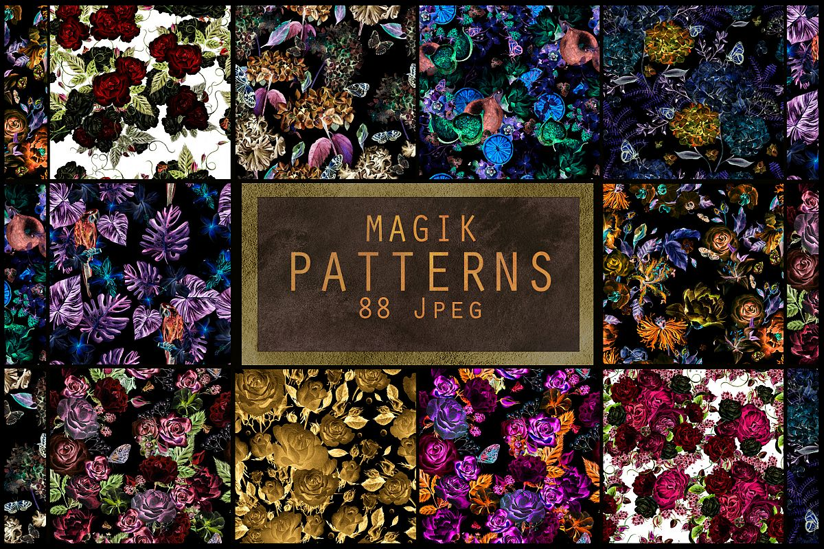 88 Magik Patterns example image 1