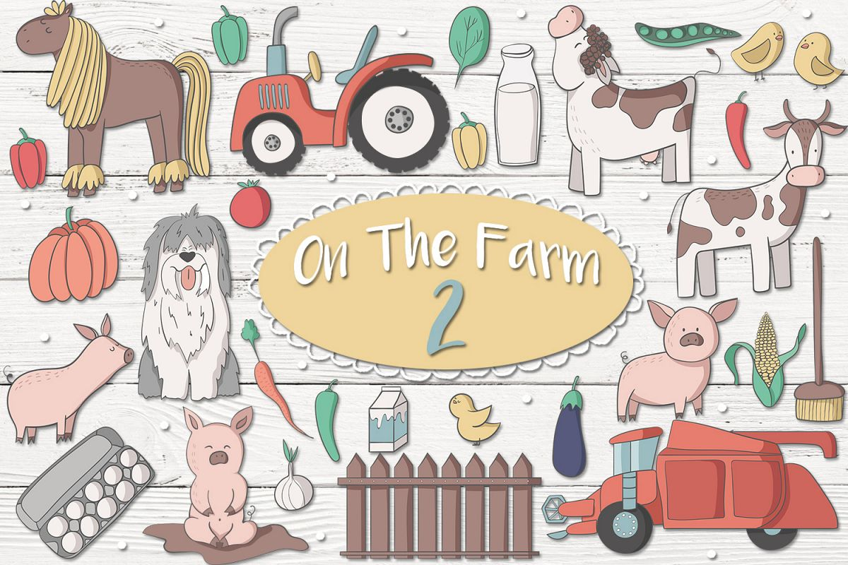 On The Farm 2 example image 1