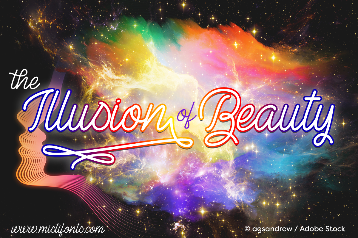 The Illusion of Beauty example image 1