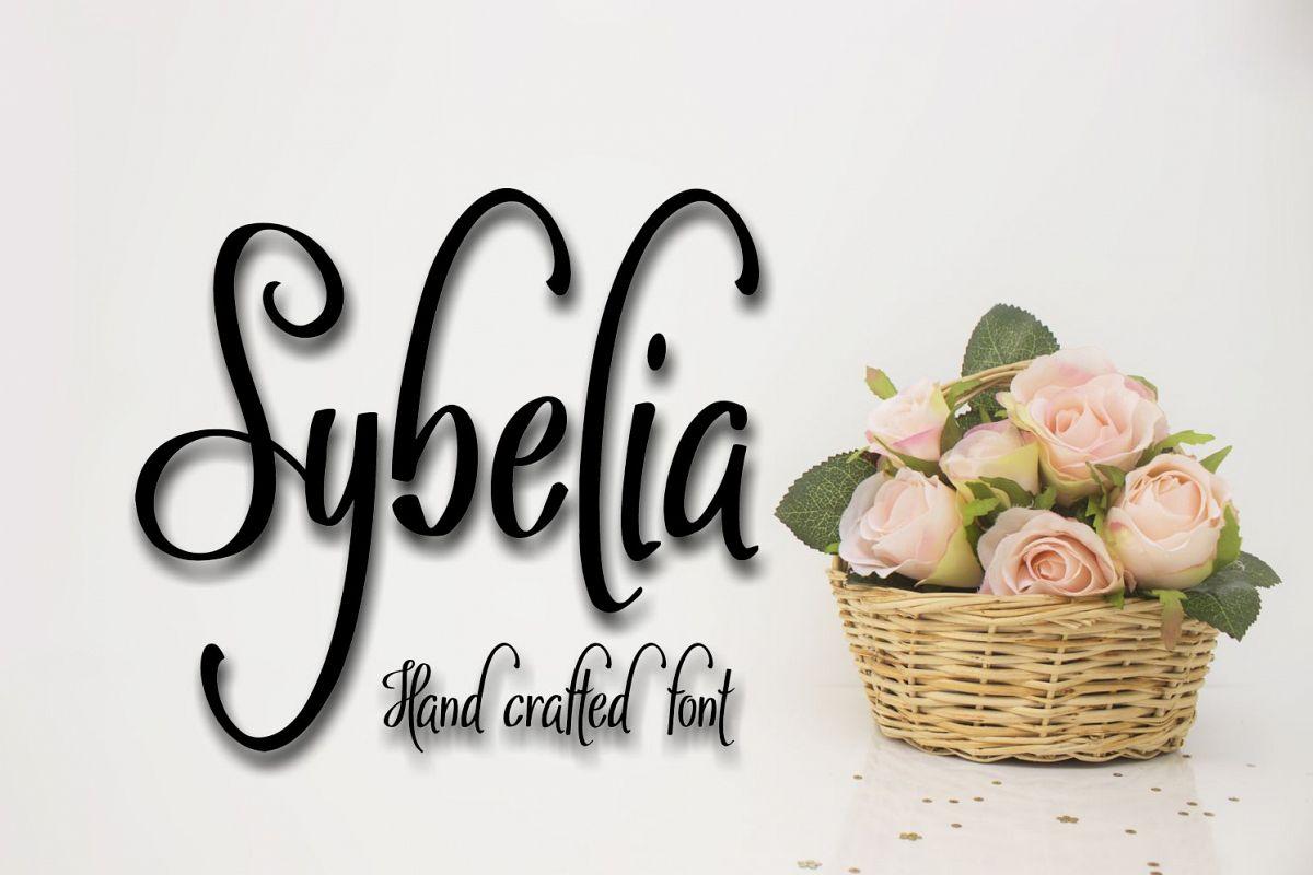 Sybelia Font example image 1