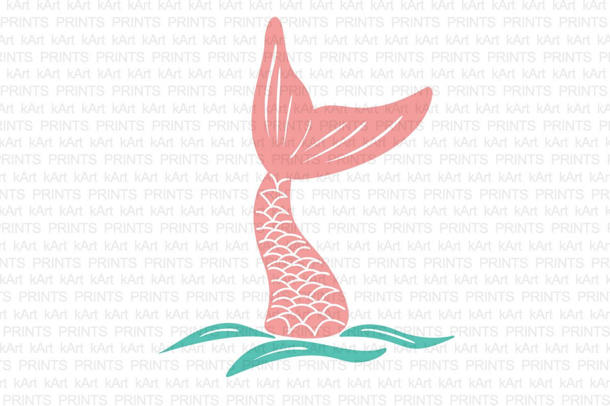 photo regarding Mermaid Tail Template Printable titled mermaid tail svg, hand drown mermaid tail, fish tail svg