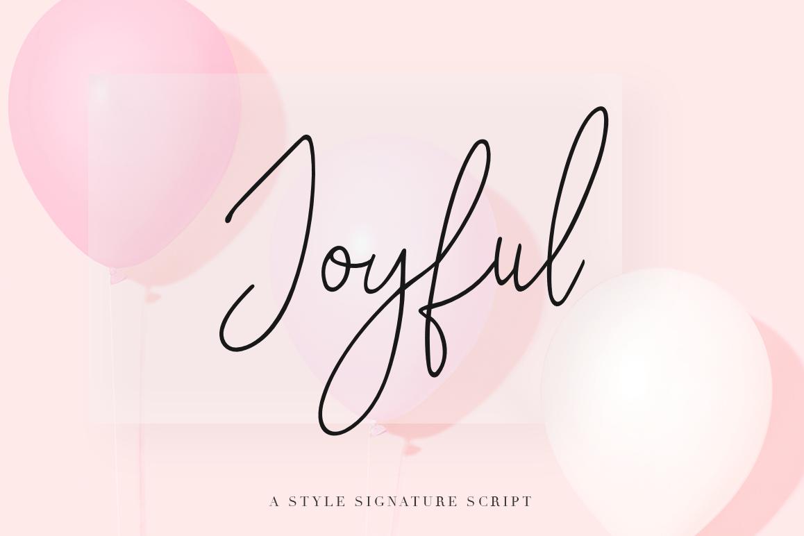 Joyful example image 1