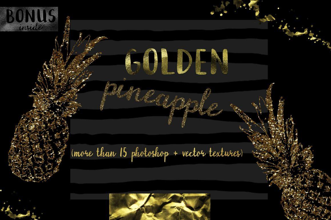 Golden Pineapple example image 1