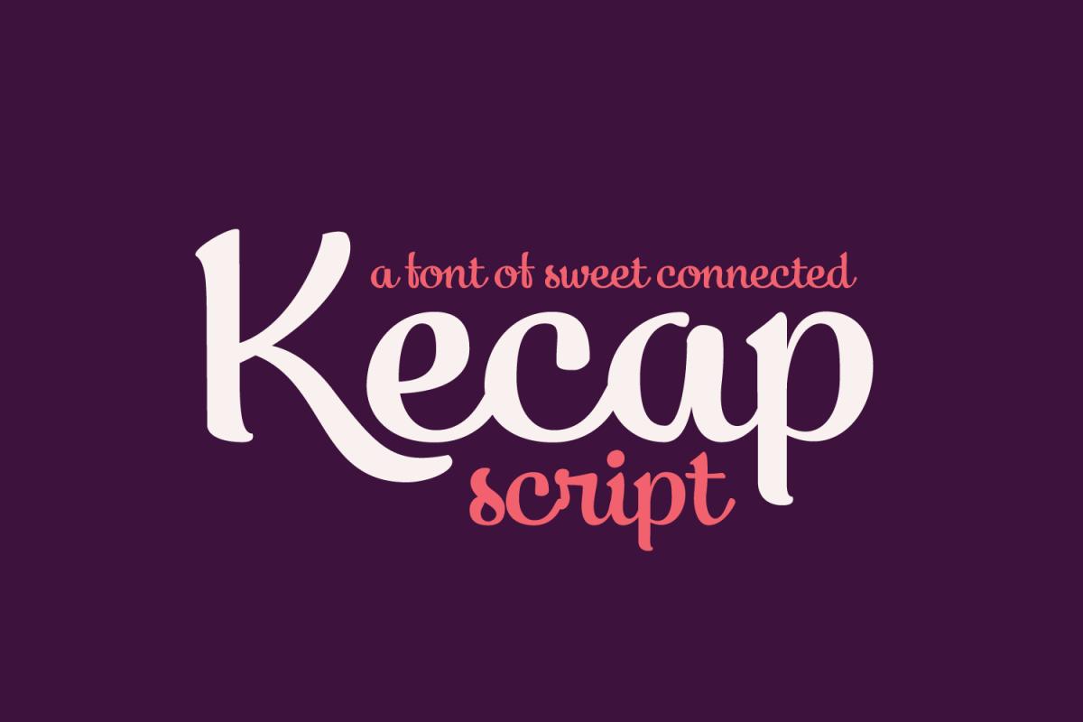Kecap example image 1