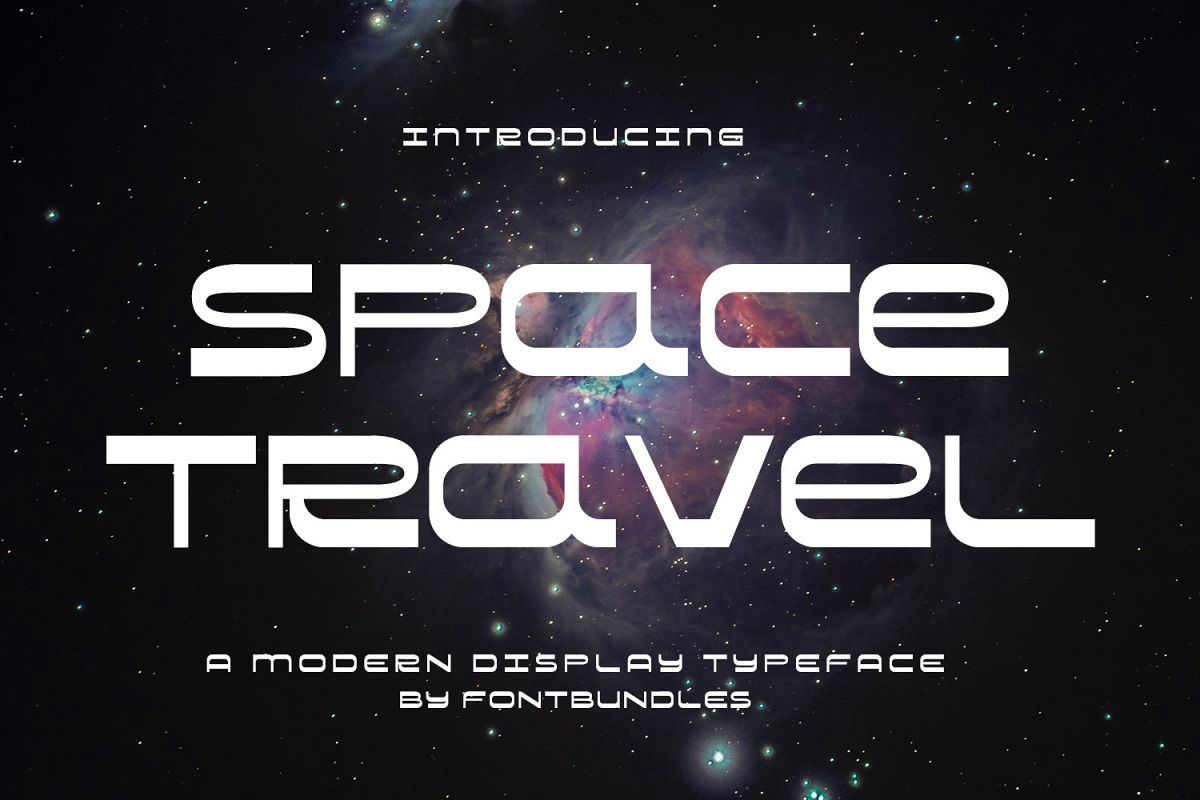 Space Travel example image 1