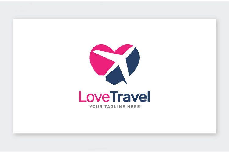 Travel Love Logo example image 1