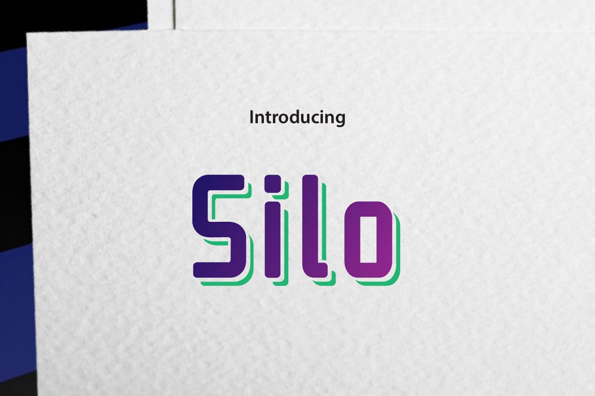 Silo example image 1