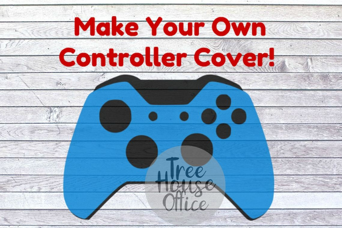 XBOX One Controller Skin Cover Sticker Clip Art PNG JPEG SVG example image 1