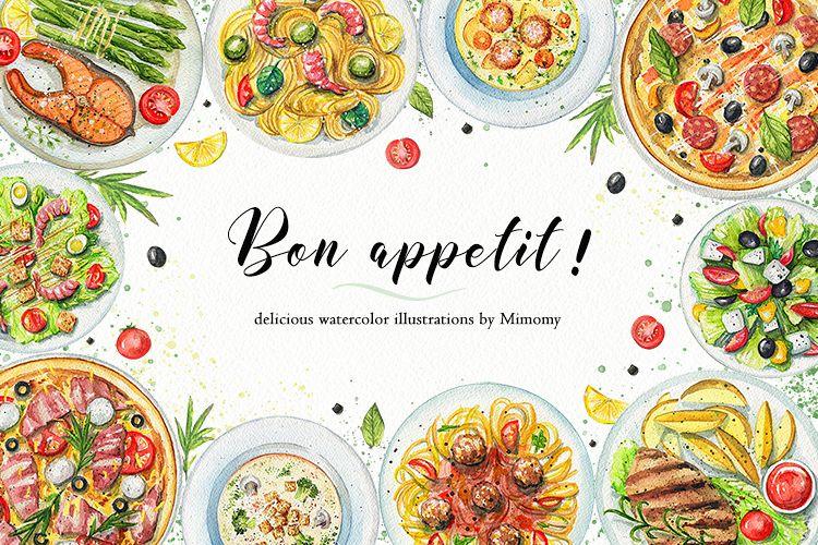 Bon appetit! example image 1