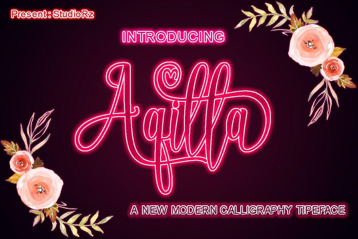 Aqilla example image 1