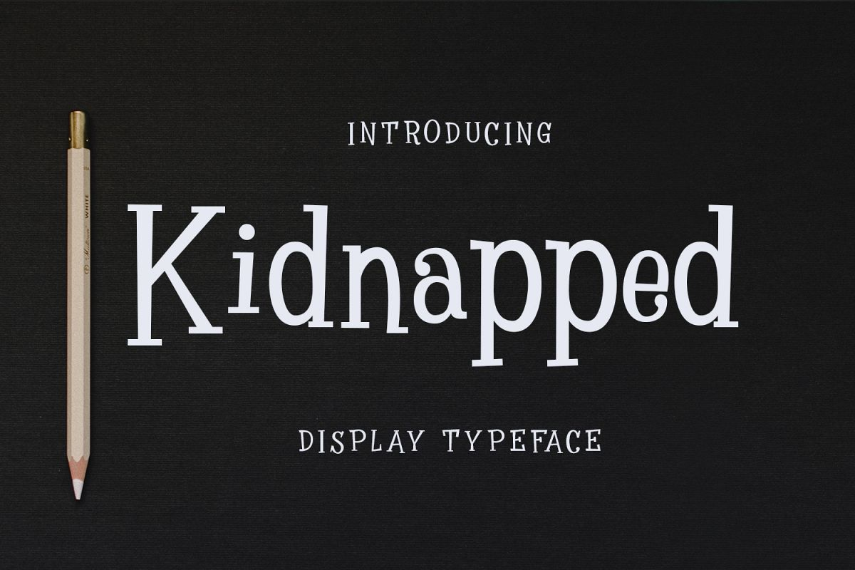 Kidnapped example image