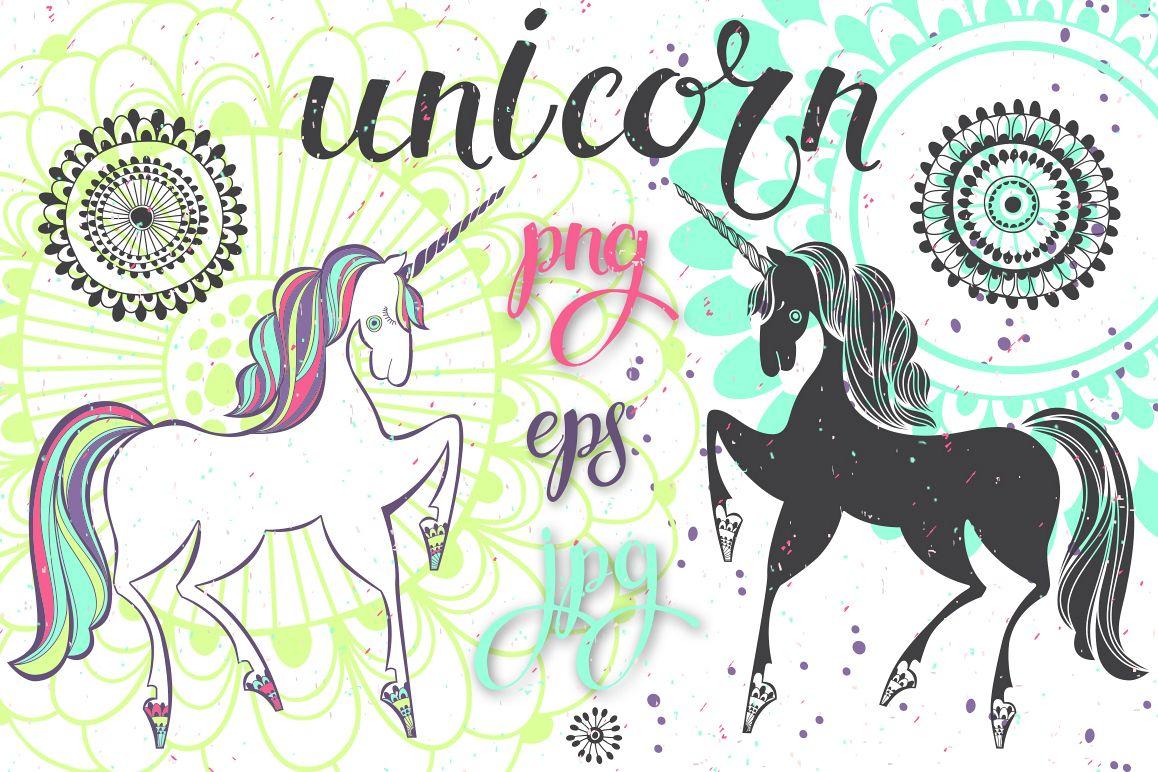 Unicorn. example image 1