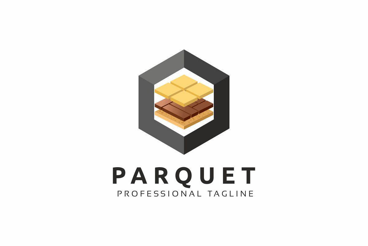 Parquet Logo example image 1