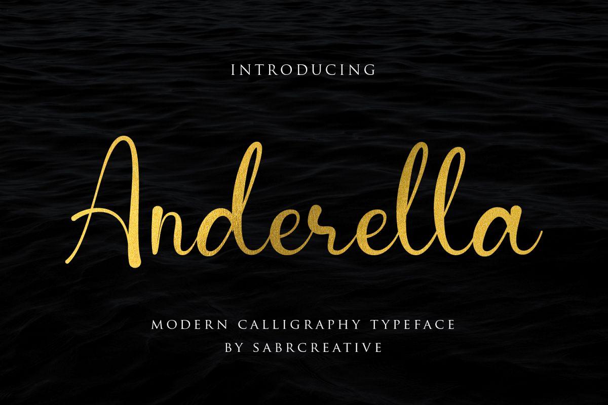 Anderella example image 1