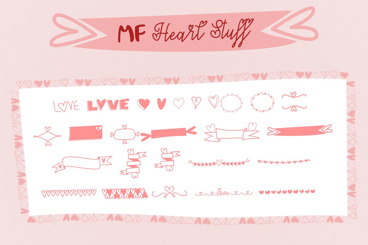 MF Heart Stuff example image 1