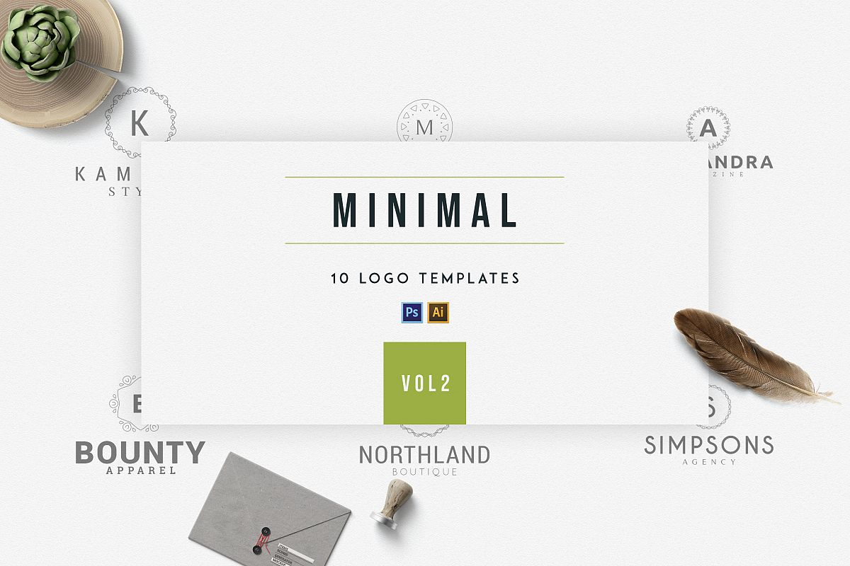 Minimal | vol.2 example image 1