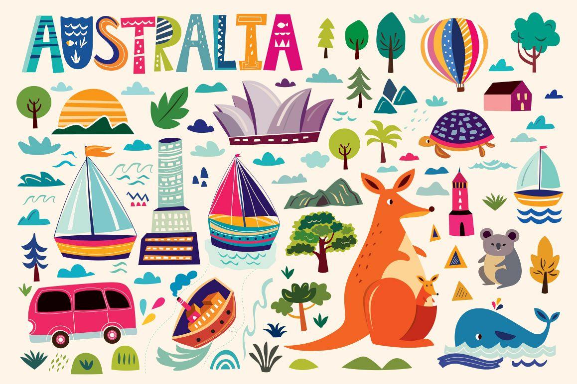Australian symbols example image 1