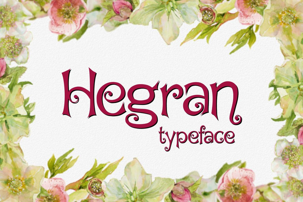 Hegran example image 1