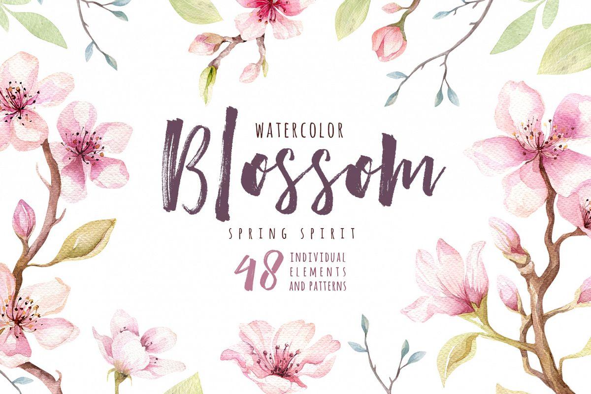 Blossom. Spring spirit example image 1