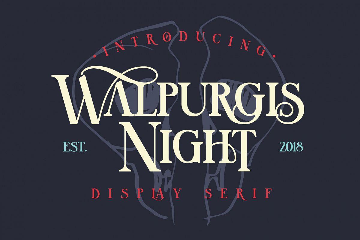 Walpurgis Night example image 1