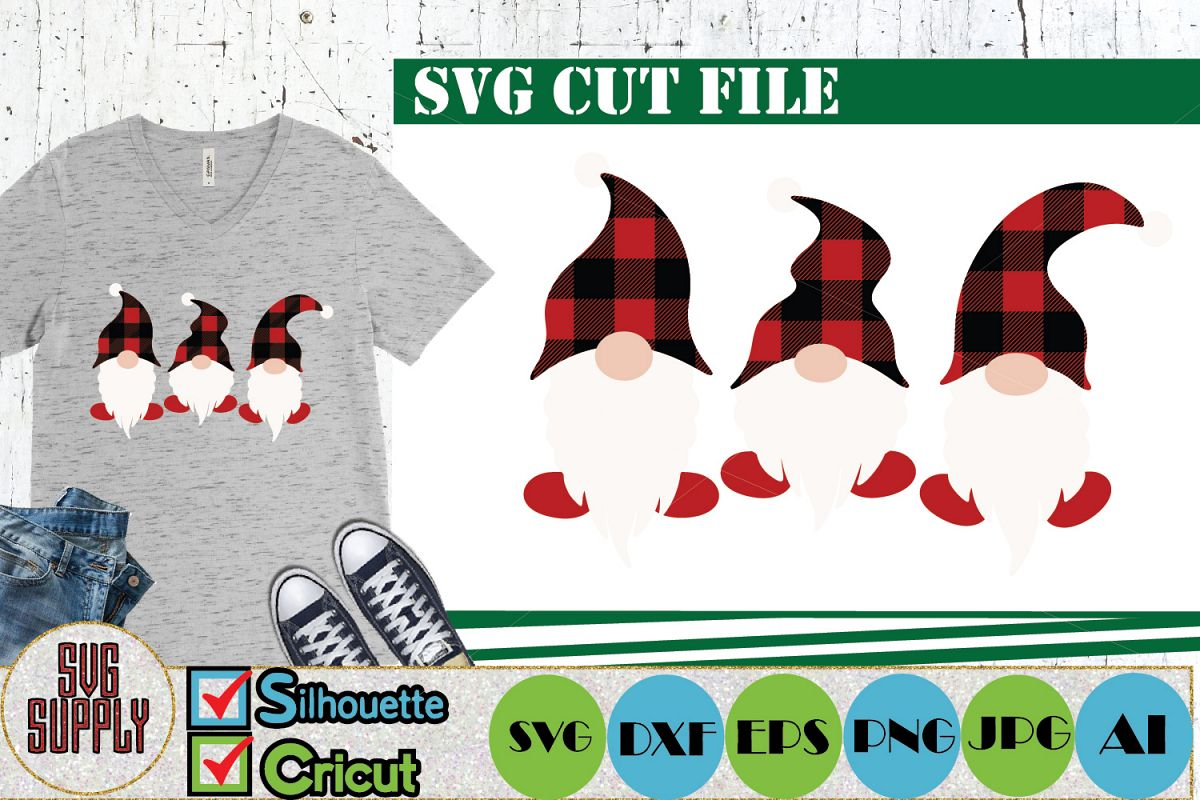 Gnome SVG Cut File example image 1