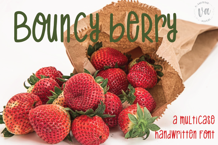 Bouncy Berry example image 1