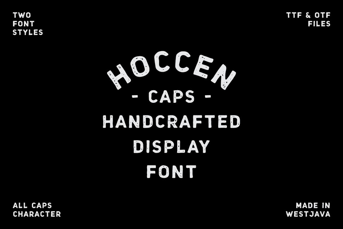 HOCCEN CAPS example image 1